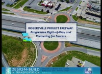 Rogersville Project Freeway: Progressive Right-of-Way and Partnering for Success