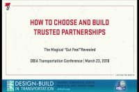 """How to Choose and Build Trusted Teams: The Magical """"Gut Feel"""" Revealed!"""